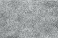 Ciérrese encima de textura del cuero de gamuzas Foto de archivo libre de regalías