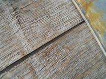 Ciérrese encima de textura diagonal del barril de madera viejo Fotos de archivo