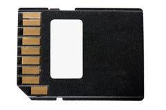 Tarjeta de memoria SD Fotos de archivo libres de regalías