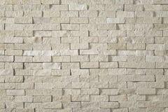 Ciérrese encima de viejo fondo de la textura de la pared de ladrillo Viejo fondo resistido extracto de la pared de ladrillo de la Foto de archivo libre de regalías