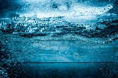Ciérrese encima del agua Fotografía de archivo libre de regalías