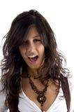 Ciérrese para arriba de adolescente joven atractivo Foto de archivo