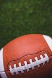Ciérrese para arriba de bola de rugbi Imagen de archivo libre de regalías