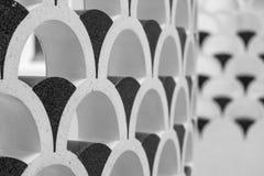 Ciérrese para arriba de escalera espiral en la galería de arte de Tate Britain en Londres Reino Unido Fotografiado en monocromo fotos de archivo libres de regalías