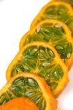 Ciérrese para arriba de Fruta del paraiso Foto de archivo libre de regalías