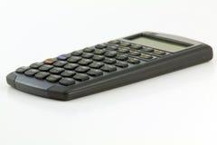 Ciérrese para arriba de la calculadora de la hipoteca imágenes de archivo libres de regalías