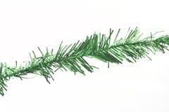 Ciérrese para arriba de la decoración de la Navidad foto de archivo