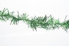 Ciérrese para arriba de la decoración de la Navidad fotografía de archivo libre de regalías