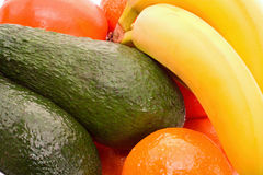 Ciérrese para arriba de la fruta exótica Imagen de archivo libre de regalías