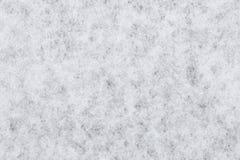 Ciérrese para arriba de la nieve blanca Fotos de archivo libres de regalías