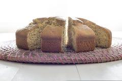 Ciérrese para arriba de la torta Imagenes de archivo