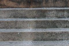 Ciérrese para arriba de las escaleras pared de ladrillo, fondo de la textura Foto de archivo