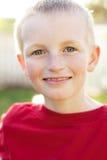 Ciérrese para arriba de muchacho Fotos de archivo libres de regalías