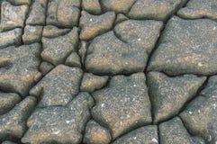 Ciérrese para arriba de piedras grandes Foto de archivo libre de regalías