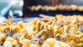 Ciérrese para arriba de streetfood tailandés Fotos de archivo
