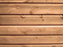 Ciérrese para arriba de tablones de madera Fotografía de archivo libre de regalías