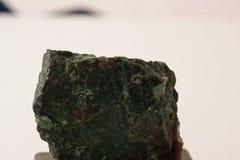Ciérrese para arriba de un chrysocolla Imagen de archivo libre de regalías