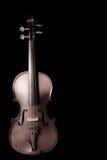 Ciérrese para arriba de un violín Fotos de archivo