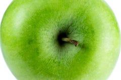 Ciérrese para arriba de una manzana Fotos de archivo libres de regalías