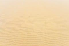 Ciérrese para arriba de una playa imponente de Tarifa, España Fotografía de archivo libre de regalías
