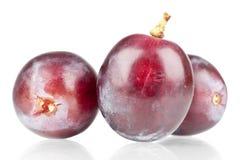 Uvas rojas Imagen de archivo