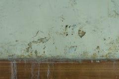 Ciérrese para arriba de viejo, grunge, fondo blanco de la pared del cemento del yeso fotos de archivo