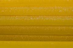 Ciérrese para arriba del espagueti Imagenes de archivo