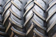Ciérrese para arriba del neumático Imagen de archivo libre de regalías