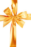 Ciérrese para arriba del rectángulo de regalo rojo Foto de archivo