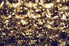 Ciérrese para arriba en la lámpara que brilla del cristal Imágenes de archivo libres de regalías