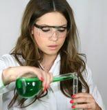 Ciência nivelada avançada Fotografia de Stock Royalty Free