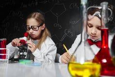 Ciência química Fotos de Stock