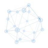 Ciência transparente ilustração stock