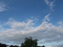 Ciò è il cielo fotografie stock