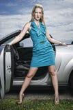 Ciò è la mia automobile Fotografia Stock