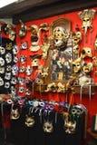 Maschere di Venezia Immagine Stock