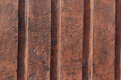 Fondo bronzeo di struttura Fotografia Stock Libera da Diritti