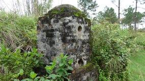 Ciò è una torre di acqua costruita molto tempo fa fotografia stock