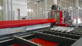 Ciąć klingerytu profil na maszynowym narzędziu zbiory