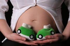 ciąża Zdjęcie Royalty Free