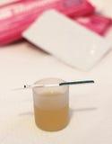 ciążowy test Obrazy Stock