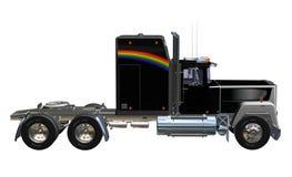 ciężarówka. Zdjęcie Stock