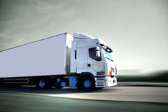 ciężarówka. zdjęcia stock