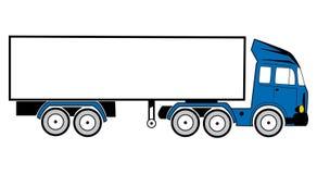 ciężarówka Obraz Royalty Free