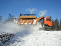 ciężarówka ciężarówki Zdjęcie Stock