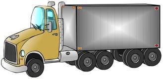 ciężarówka dostawy Zdjęcia Royalty Free