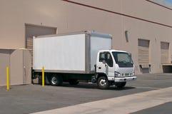 ciężarówka dostawy Fotografia Stock