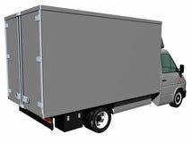 ciężarówka dostawy Obrazy Royalty Free