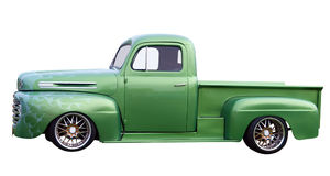 ciężarówka klasycznego bród Zdjęcia Stock