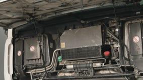 Ciężarówka z otwarcie kapiszonem zdjęcie wideo
